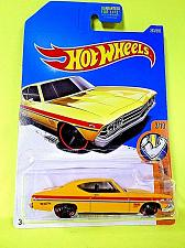 Buy 2017 Hotwheels '69 Chevelle SS 396 Muscle Mania #263