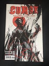 Buy Comic Book Curse #2 Boom! February 2014