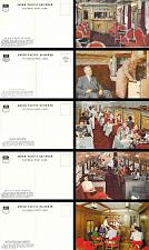 Buy Set of 17 Union Pacific Train 15 Interior and 2 Exterior Railroad Postcards