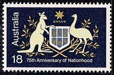 Buy Australia #628a Coat of Arms; MNH (0.95) (4Stars) |AUS0628a-01XBC