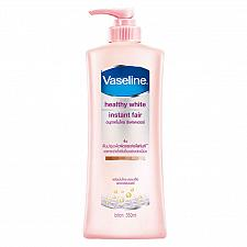 Buy Vaseline Healthy White Instant Fair Body Lotion Skin Whitening 350ml