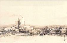Buy Large Old Factory Next to Lake Real Photo RPPC Vintage Postcard
