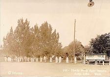 Buy Shady Nook Apartments, Soap Lake, Washington Real Photo Vintage Postcard
