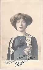 Buy Rosalie Signed and Hand Tinted Vintage Kodak Real Photo Postcard