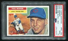 Buy 2005 TOPPS HERITAGE REAL ONE RED AUTO PAUL MINNER PSA 9 MINT (27513374)