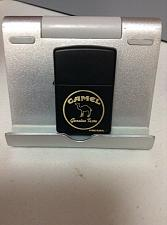 Buy Camel Genuine Taste Z102 Yellow Paint Zippo Lighter Matte Black Rare