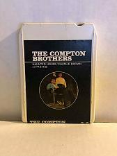 Buy 8-Track The Compton Brothers - Haunted House / Charlie Brown 1970