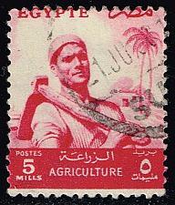 Buy Egypt #372 Farmer; Used (0.25) (1Stars) |EGY0372-04XBC