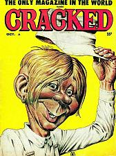 Buy Cracked Magazine 145 Issue Collection Of Humor Free Shipping