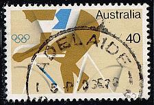 Buy Australia #640 Bicycling; Used (0.50) (3Stars) |AUS0640-02XBC