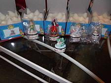 Buy Peter Pan set of 5 Disney Porcelains PHB original box Mint
