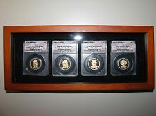 Buy 2008 PRESIDENTIAL PROOF SET ANACS PR70 DCAM FIRST DAY OF ISSUE SET 733 OF 5725