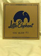 """Buy Record 12"""" Lathe You Blew It! – Little Elephant Sessions Black 2016"""