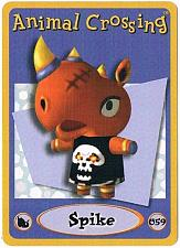 Buy Spike 059 Animal Crossing E-Reader Card Nintendo GBA