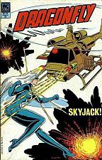 Buy Comic Book Dragonfly #6 AC 1986