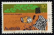 Buy Australia #606a Pollution; Used (5.00) (2Stars) |AUS0606a-01XBC