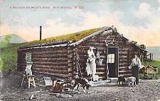 Buy A Western Bachelor's Home Wife Wanted Montana Published Vintage Postcard