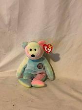 Buy Beanie Baby Bear Birthday with Tag TY 1999