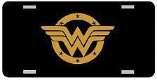 Buy Wonder Woman License Plate Car Tag Vanity Plate