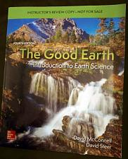 Buy (NEW)The Good Earth: Introduction to Earth Science 4th INSTRUCTOR'S REVIEW COPY