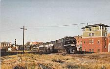 Buy New York Central Railroad, 3821 Baldwin Sharknose Freight Unit Vintage Postcard