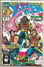 Buy Uncanny X-men #282 NM- 1st Print & Series 1991 MARVEL COMICS Bishop