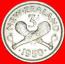 Buy ★WEAPON: NEW ZEALAND★ 3 PENCE 1950! RARITY! LOW START★NO RESERVE!