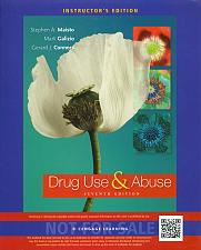 Buy Drug Use and Abuse 7th INSTRUCTOR'S EDITION Maisto, Galizio, Connors 2015