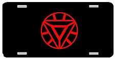 Buy Arc Reactor Iron Man License Plate Car Tag Vanity Plate Fallout