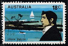 Buy Australia #630 John Oxley; Used (0.25) (3Stars) |AUS0630-02XBC