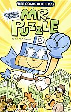 Buy Comic Book Mr. Puzzle #1 Free Comic Book Day Capstone 2013