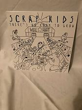 "Buy Record 12"" Vinyl Scrap Kids ‎– There's No Room To Grow Black 2013"