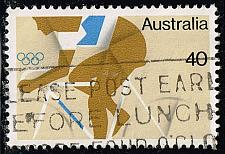 Buy Australia #640 Bicycling; Used (0.50) (3Stars) |AUS0640-04XBC