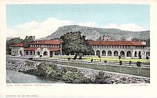 Buy The Cardenas, Trinidad Colo. Fred Harvey Vintage Postcard