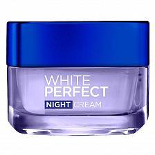 Buy L'Oreal White Perfect Tourmaline Skin Whitening Night Cream 50ml 1.7oz