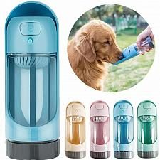 Buy Portable Pet Dog Water Bottle for Small Large Dogs Pet Product Travel Puppy
