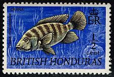 Buy British Honduras #234 Crana; Unused (0.25) (2Stars) |BHO234-01XVA
