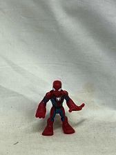 """Buy Action Figure Marvel Imaginext 2.5"""" Spider-Man Crystal Red Mattel 2011"""