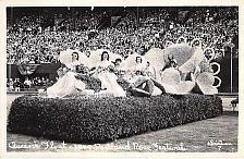 Buy Queen's Float 1949 Portland Rose Festival Real Photo Vintage Postcard