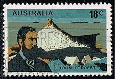 Buy Australia #632 John Forrest; Used (0.25) (3Stars) |AUS0632-02XBC