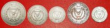 Buy # FIRST YEAR: CYPRUS ★ 1-5-25-50-100 MILS 1963! LOW START★NO RESERVE!