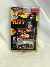 Buy Toy Car Kiss #14 Gene Simmons On Card Johnny Lightning 1997