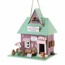 Buy *18683U - Ice Cream Shop Birdhouse
