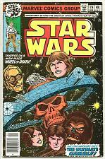 Buy Star Wars #19 Marvel Comics 1st print & series Goodwin,Infantino, Wiacek 1978