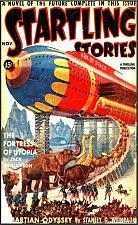Buy Startling Stories 91 Issues Updated Premiere Sci Fi Title Free Shipping