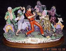 Buy Michael Jackson Thriller Capodimonte only 6 ever made