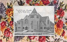 Buy Rocky Ford Presbyterian Chuch Colo. Unused Vintage Postcard