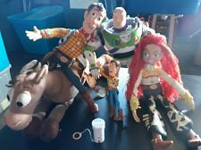 Buy Vintage Disney Pixar Toy Story LOT Talking Woody Jessie Buzz Bullseye *READ INFO