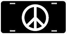 Buy Peace License Plate Car Tag Vanity Plate