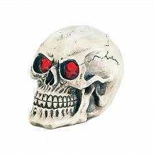 Buy *18289U - Skull Skeleton Head LED Light-Up Color Change Red Eyes